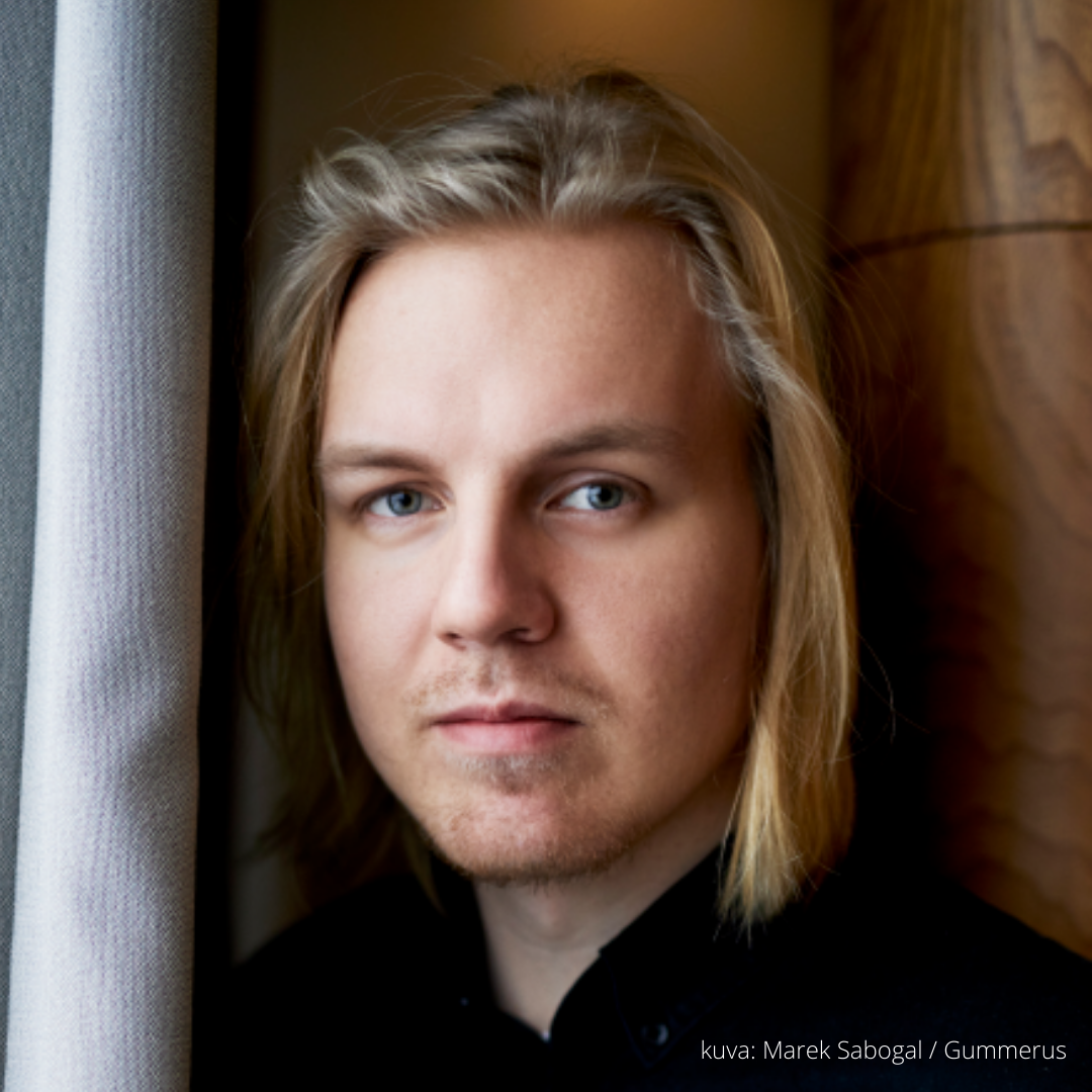 Kirjallisia kohtaamisia: Antti Rönkä