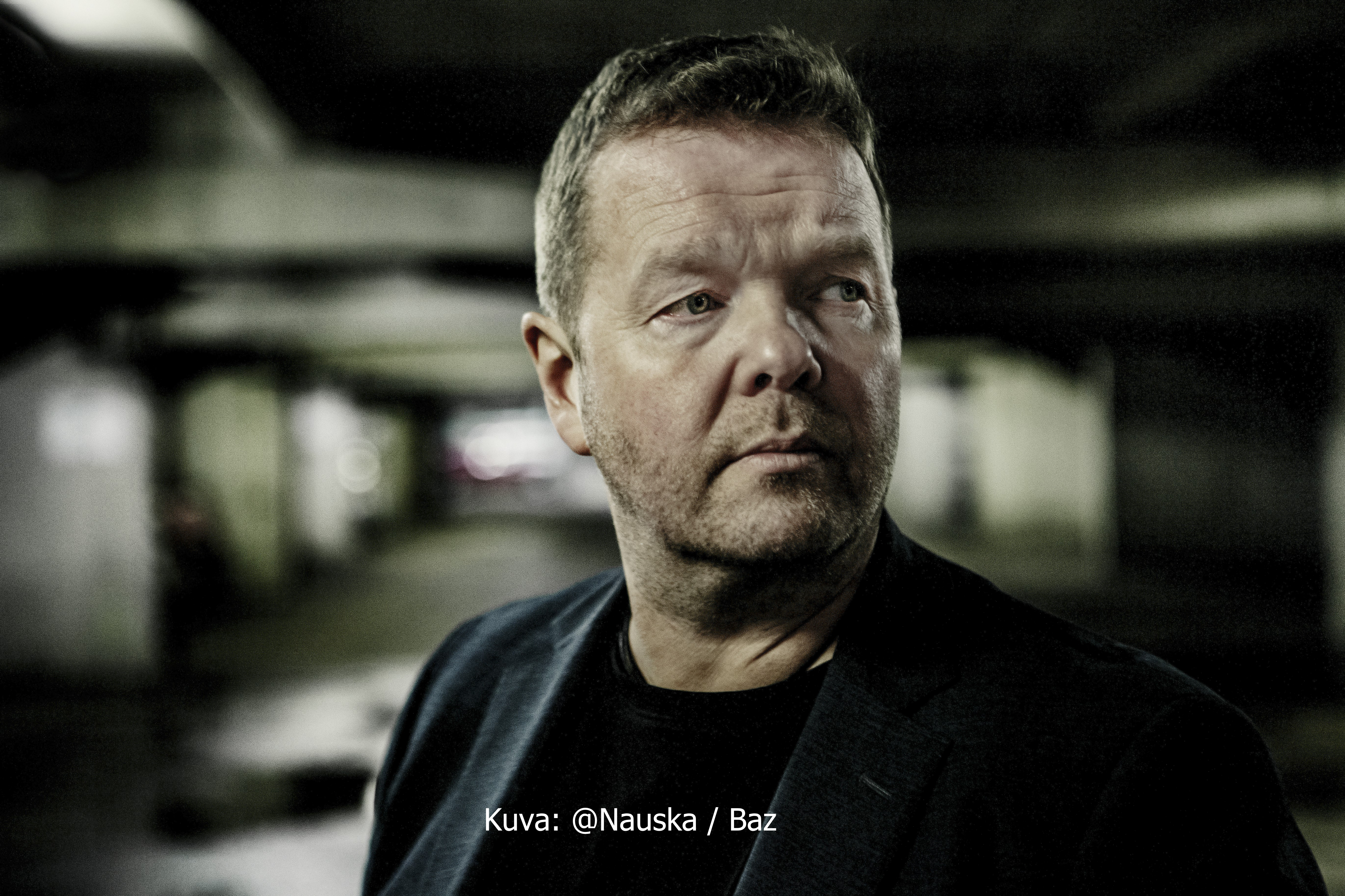 Kirjallisia kohtaamisia: Christian Rönnbacka