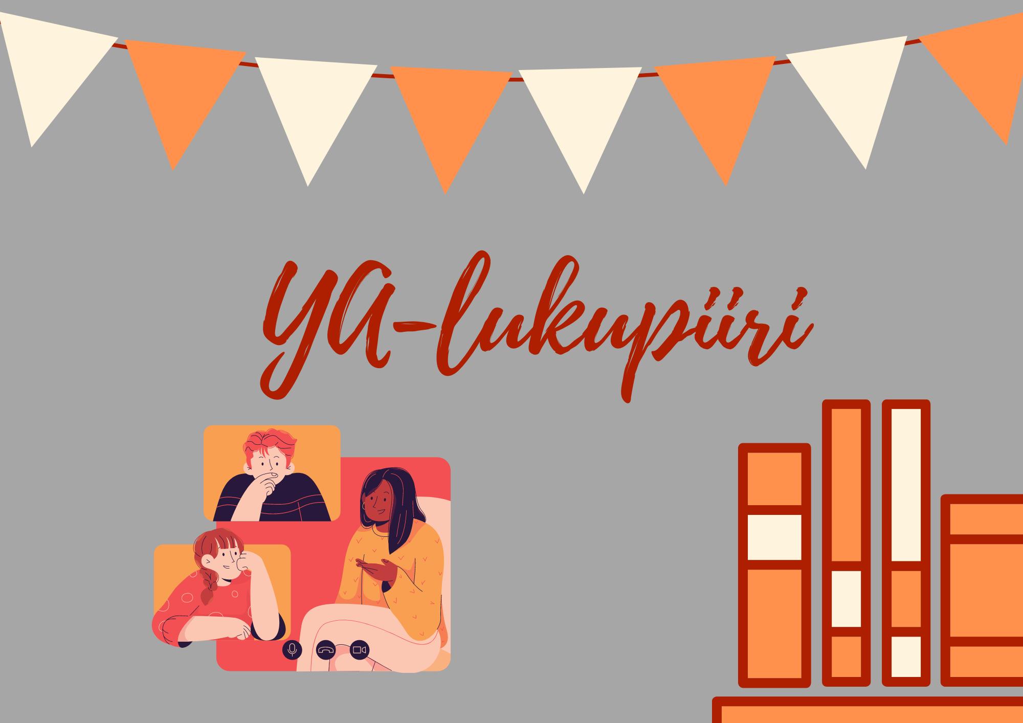 Ya-lukupiiri –  Kirjojen tytär